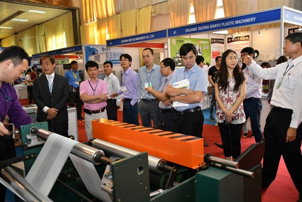 Hanoi Plas Print Pack expo attracts more exhibitors hinh anh 1