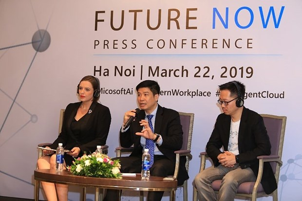 Microsoft and SAP promote cooperation hinh anh 1