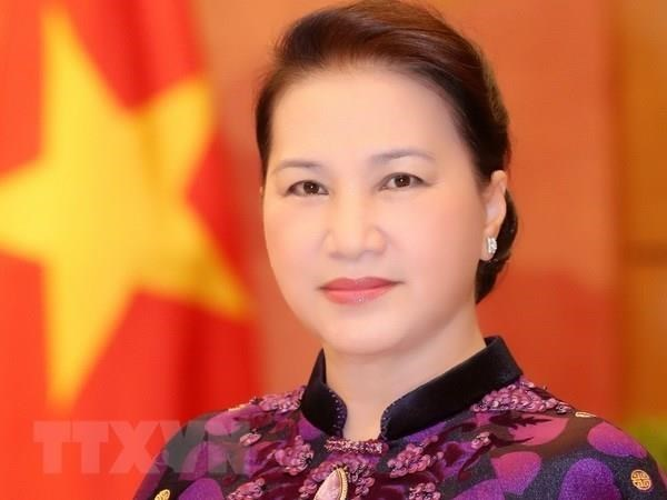 NA Chairwoman pays official visits to Morocco, France hinh anh 1