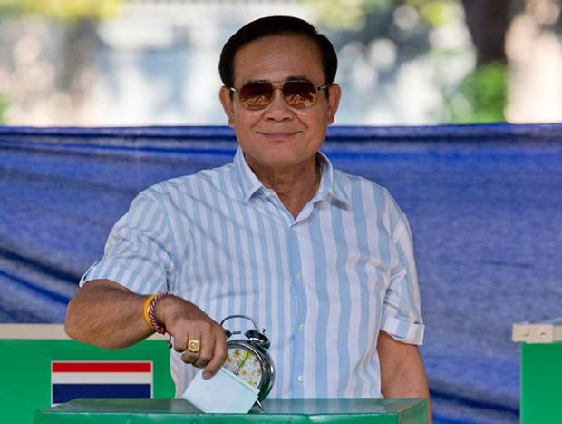 Thailand election: ruling party leads with 7 million votes as of March 24 hinh anh 1