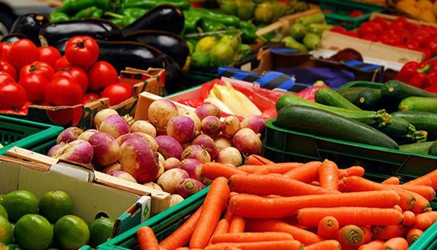 Vietnam targets 5 bln USD in veggie, fruit export value by 2020 hinh anh 1