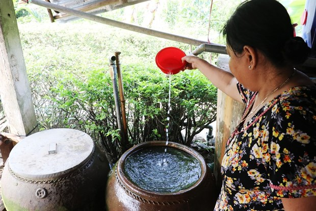 Vietnam steers towards better water for everyone hinh anh 1