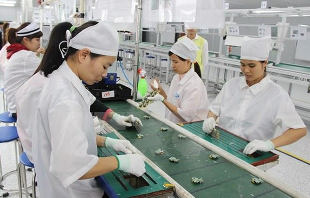 Q1 foreign direct investment inflow hits four-year high hinh anh 1