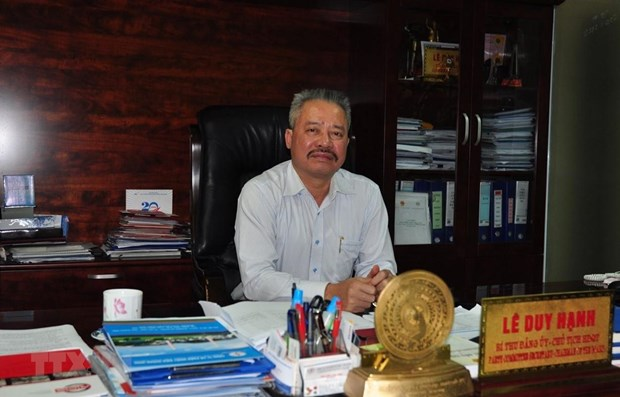 Chairman of Quang Ninh thermal power company arrested hinh anh 1