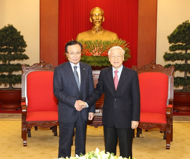 DPK wants to beef up friendship, cooperation with CPV hinh anh 1