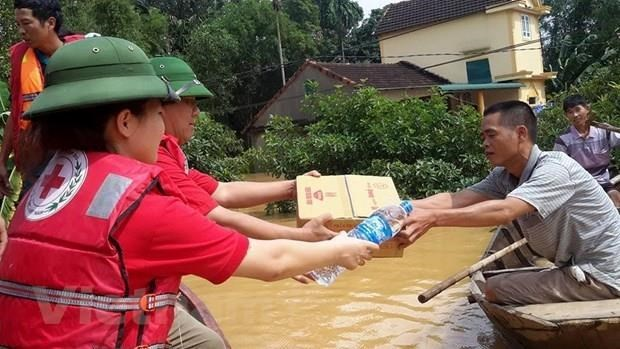 Red Cross Societies of Vietnam, China step up cooperation hinh anh 1