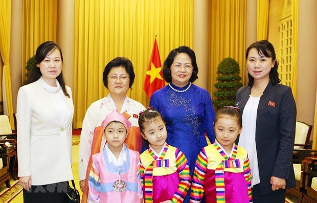 Vice President: Vietnam treasures friendship with DPRK hinh anh 1