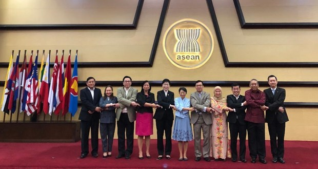 ASEAN promotes sustainable infrastructure connectivity hinh anh 1
