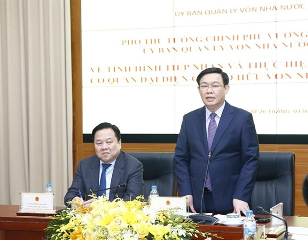 CMSC should develop capital, not trade it: Deputy PM hinh anh 1