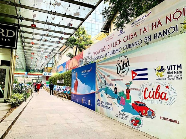Cuban tourism, culture on show in Hanoi hinh anh 1