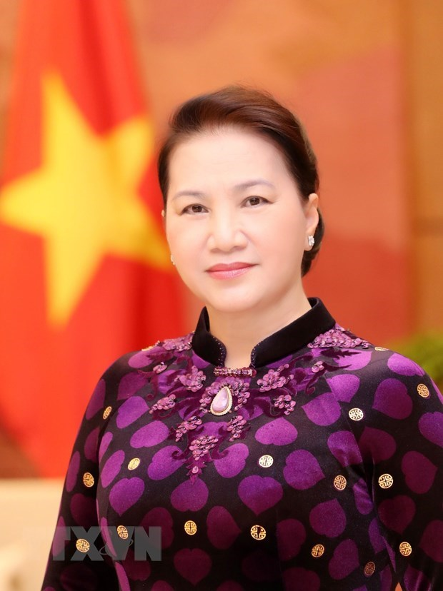 Top legislator leaves for official visits to Morocco, France hinh anh 1