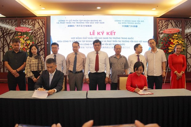 Vietnam has untapped potential in bird's nest production, export hinh anh 1