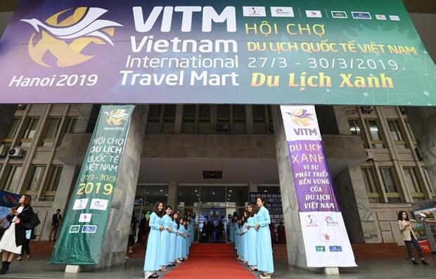 Vietnam International Travel Mart 2019 kicks off in Hanoi hinh anh 1