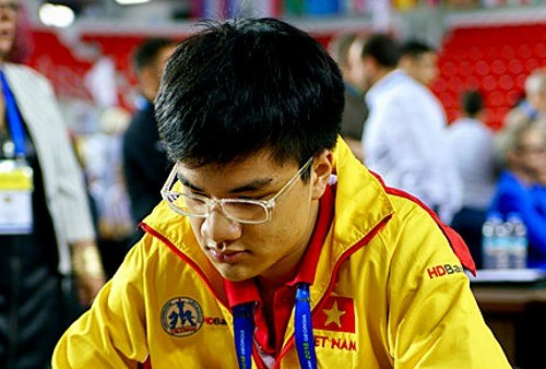 Vietnamese chess players rank in top 10 of Sharjah Masters hinh anh 1