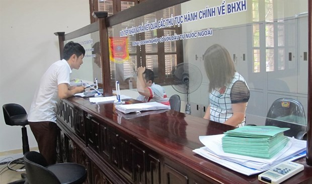 VSS aims to reduce long-overdue social insurance debt ratio hinh anh 1