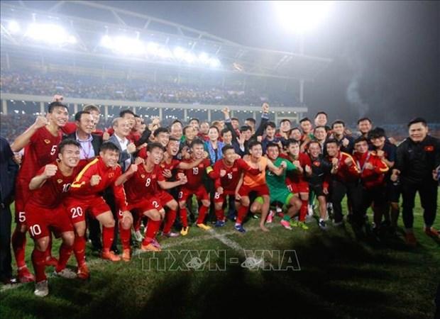 AFC General Secretary congratulates Vietnam's U23 team hinh anh 1