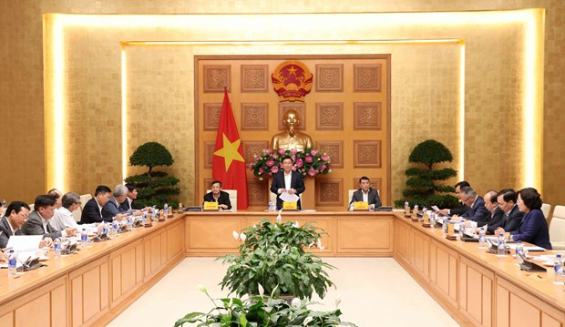 Financial-monetary advisory council meets to assess growth hinh anh 1