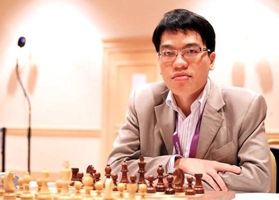 Vietnamese chess players still unbeaten at Sharjah Masters hinh anh 1