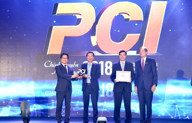Quang Ninh tops provincial competitiveness index for two consecutive years hinh anh 1