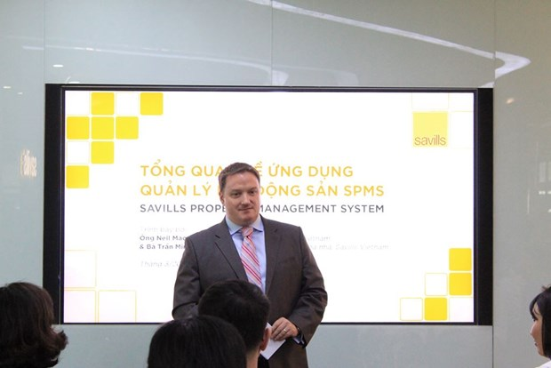 Savills Vietnam launches property management system hinh anh 1