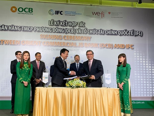 IFC credit package boosts lending to Vietnamese SMEs hinh anh 1