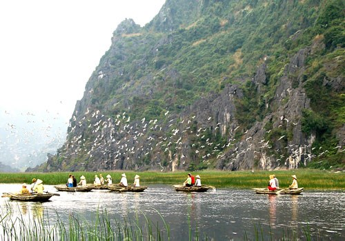 IUCN's Green List introduced in Ninh Binh province hinh anh 1