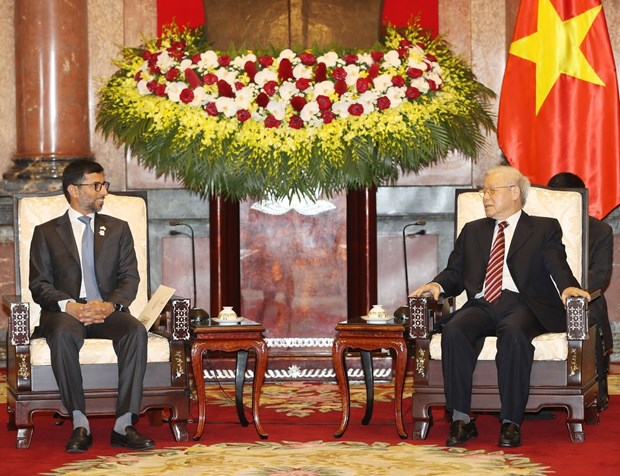 Vietnam, UAE have potential for long-term cooperation hinh anh 1