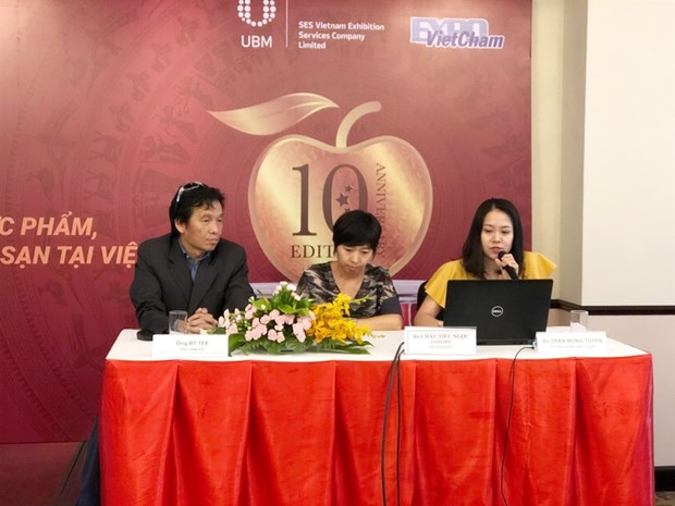 2019 Food Hotel Vietnam attracts 630 local, foreign exhibitors hinh anh 1