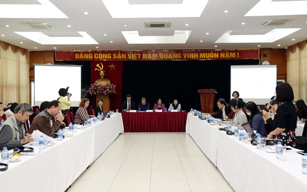 Vietnam builds policy in response to aging population hinh anh 1