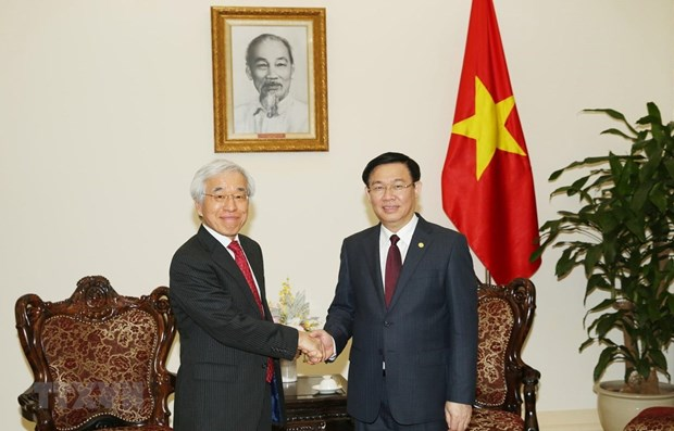 Deputy PM welcomes J Trust's interest in CBBank restructuring plan hinh anh 1