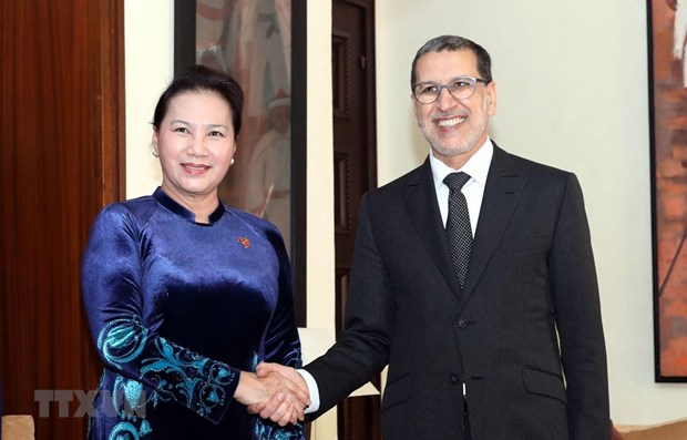 Morocco – Vietnam's priority partner in North Africa: top legislator hinh anh 1