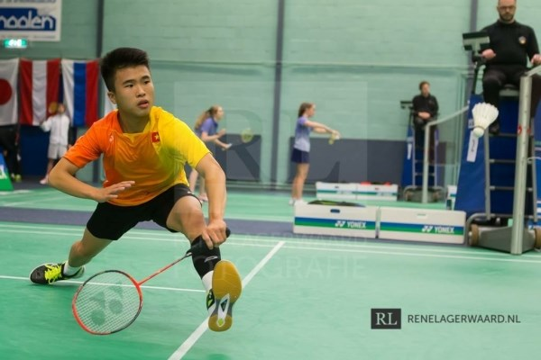 Vietnamese players go through at Waikato International hinh anh 1