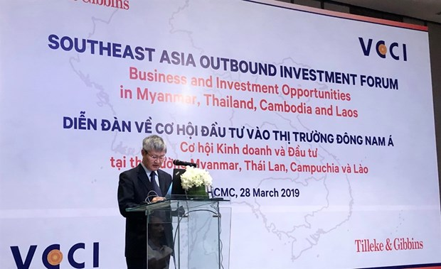 Trade with Southeast Asian markets boosted hinh anh 1