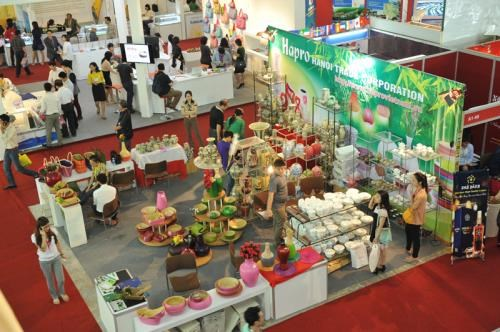 Vietnam int'l trade fair to take place next month hinh anh 1