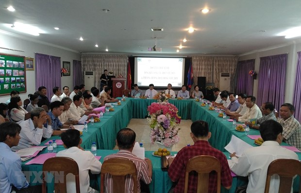 Khmer-Vietnam association consolidates operation hinh anh 1