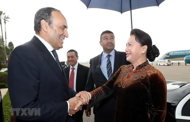 Top legislator wraps up Morocco visit, heads to France for official visit hinh anh 1