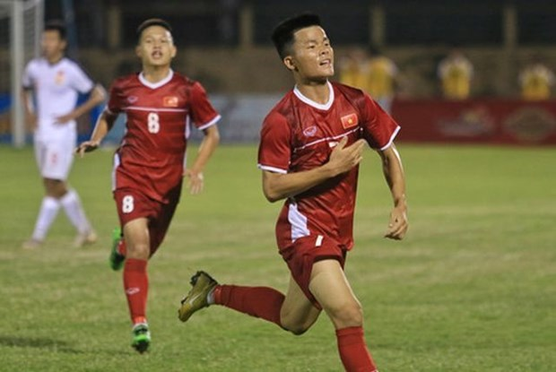 Vietnam face Thailand in U19 final hinh anh 1