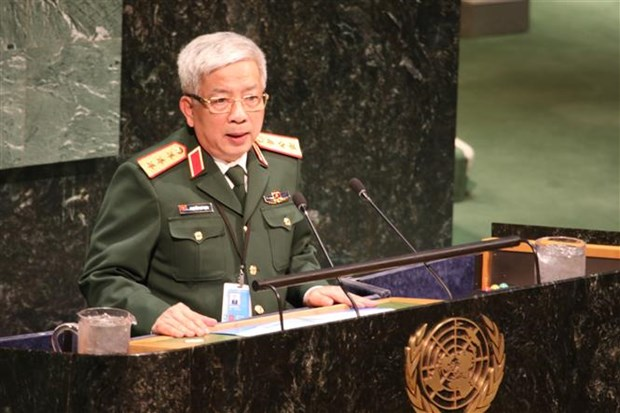 Vietnam pledges to continue joining UN peacekeeping operations hinh anh 1