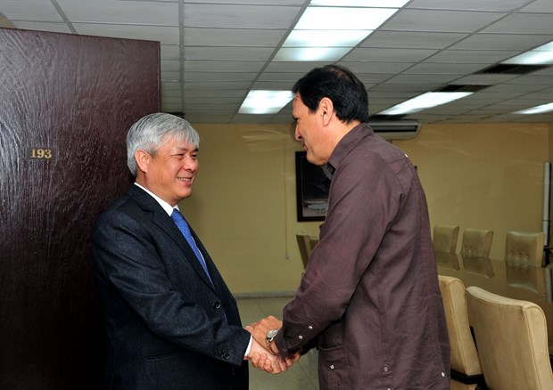 Son La province seeks cooperation chances in Cuba hinh anh 1