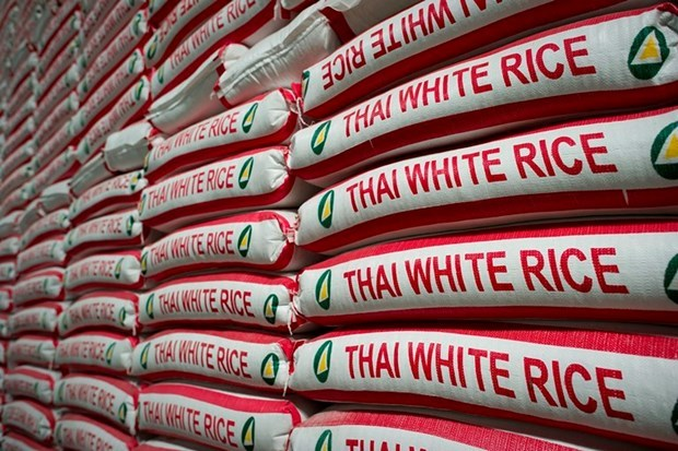 Thailand's rice exports down in both volume and value in February hinh anh 1