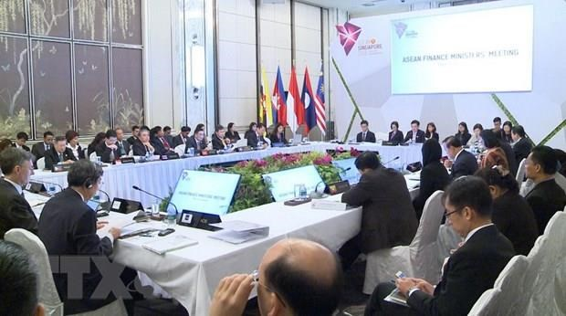 Thailand to not cancel ASEAN Finance Ministers' Meeting due to air pollution hinh anh 1