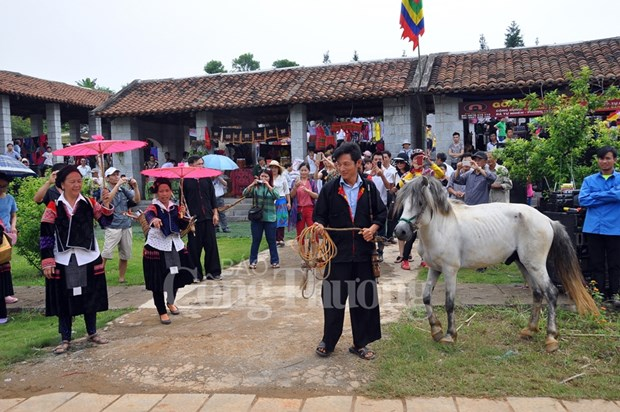 Cultures of Vietnamese ethnic groups to be highlighted hinh anh 1