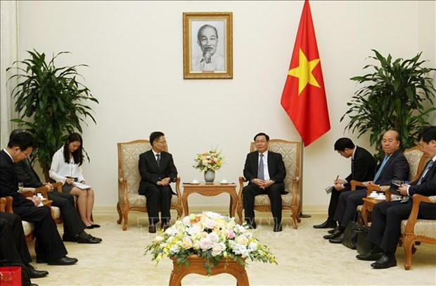 Deputy PM highlights Yunnan's role in Vietnam-China relations hinh anh 1