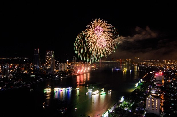 Rivers to tell stories at Da Nang Fireworks Festival hinh anh 1