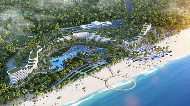 VinaCapital invests in tourism project in Binh Dinh province hinh anh 1