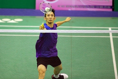 Vietnamese player triumphs at int'l badminton tourney in New Zealand hinh anh 1