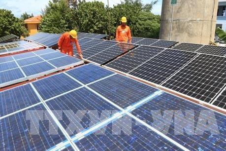 Ninh Thuan gives the go ahead to new solar power project hinh anh 1