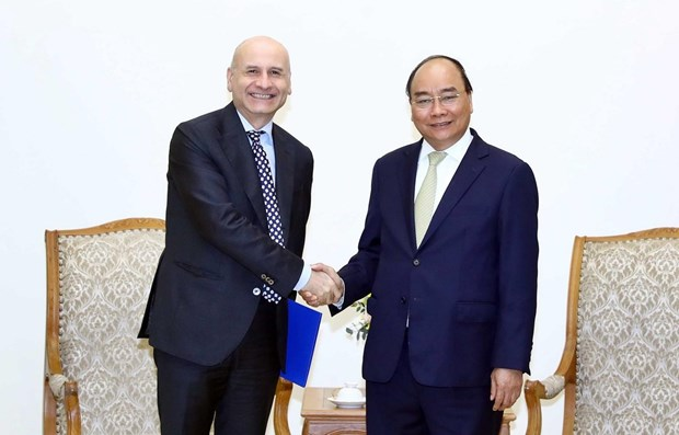 Vietnam rolls out red carpet for Italian investors: Prime Minister hinh anh 1