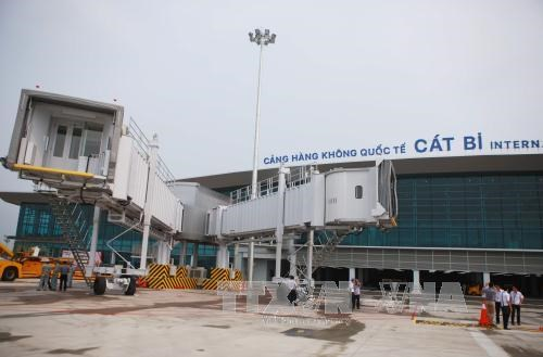 Projects to upgrade Cat Bi airport accelerated hinh anh 1