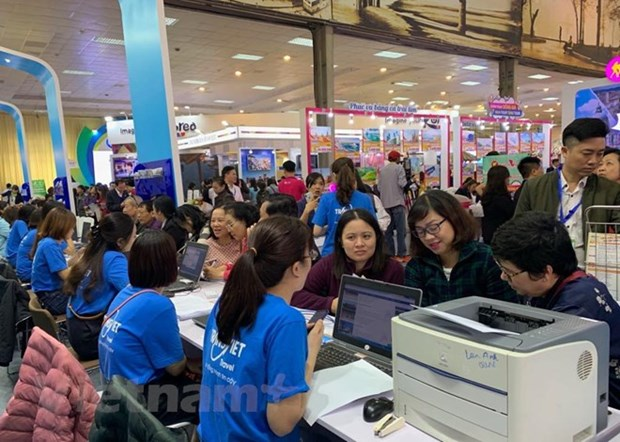 VITM reports 30,000 tour customers hinh anh 1